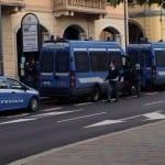polizia di stato in piazza san francesco