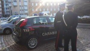 saronno carabinieri piazza santuario (2)