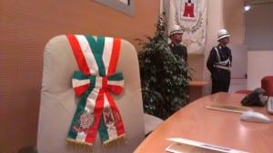 saronno poltrona sindaco fascia sala vanelli consiglio comunale (3)