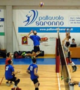 volley saronno