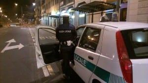 30112013 rissa polizia locale via diaz piazza san francesco