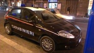 carabinieri notte saronno
