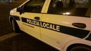 polizia locale saronno notte