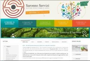 saronno servizi sito miniimu