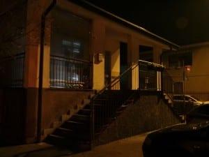 centro sociale cassina ferra notte