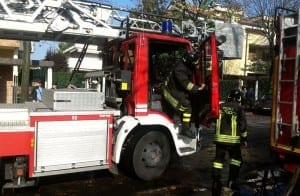 pompieri vvf autoscala