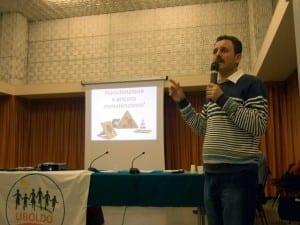 Enrico Testi Uboldo civica presentazione candidato