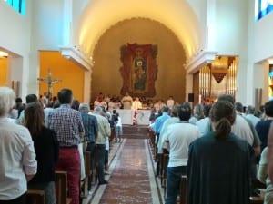 15062014 inaugurazione campo regina pacis messa (1)