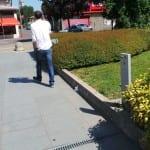 17062014 lampioni vandalizzati piazza Zerbi (14)