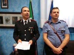 carabinieri regina granatiero