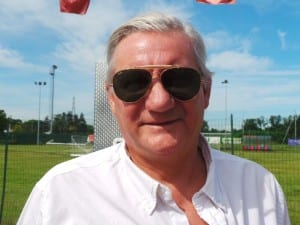 Mauro Magon mister Equipe Garibaldi