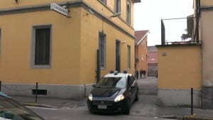 carabinieri serma via manzoni