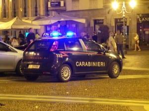 piazza libertà carabinieri