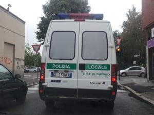polizia locale via parini