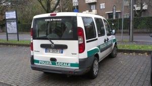 polizia locale via piave
