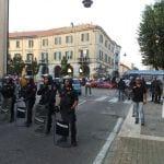 27092014 corteo contro sgombero telos forze dell'ordine (13)