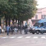 27092014 corteo contro sgombero telos forze dell'ordine (15)