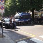 27092014 corteo contro sgombero telos forze dell'ordine (4)