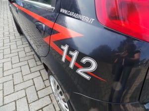 carabinieri auto (2)