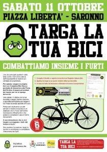 targa la tua bici fiab
