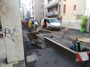 08112014 fuga gas via bossi (1)