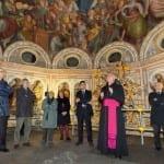 28112014 prima visita guidata dalla cupola del santuario (1)