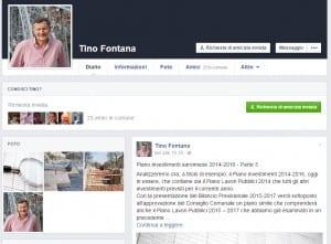 fontana pagina facebook