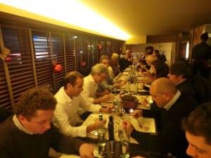 partecipanti cena alleanza cuochi italiani e slow food (2)