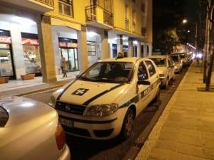 polizia locale stazione via diaz notte (1)