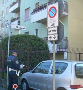 vvu multa pulizia strade