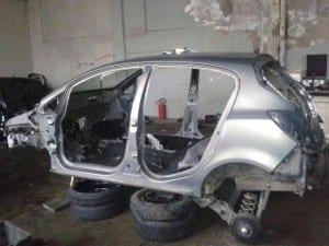 22012015 auto smontata e rubata due volte saronno (3)