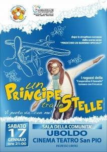 Locandina Piccolo Principe UBOLDO web