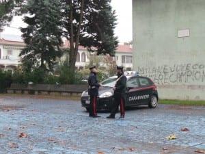 carabinieri pattuglia giorno matteotti