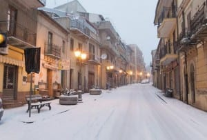 sanfratello neve