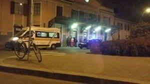 06032015 malore + lite stazione ambulanza