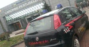 carabinieri caronno pertusella stazione