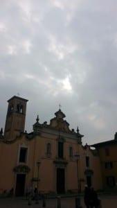 eclissi solare piazza san francesco