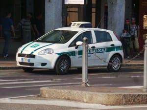 polizia locale stazione