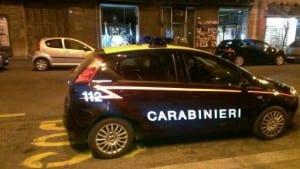 carabinieri notte stazione