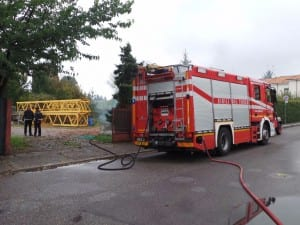 03102015 incendio via gorizia (6) vvf pompieri