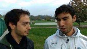 Giuseppe Anselmo e Paolo Balzaretti