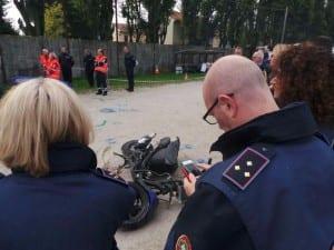 27102015 polizia locale stage sinistro mortale (20)