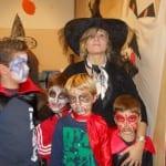 halloween villaggio amici