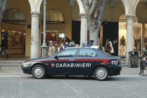 carabinieri corso italia saronno