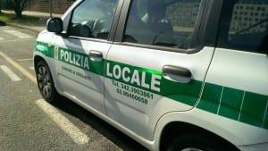 cogliate auto polizia locale
