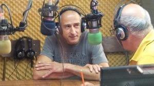 maratoneta alberto tagliabue iran radiorizzonti