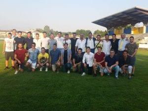 Prima Squadra Ardor Lazzate 2016-2017