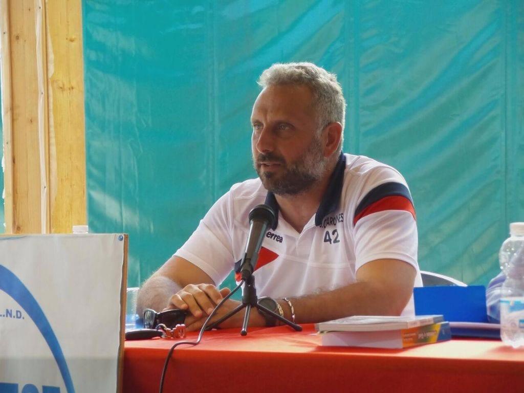 allenatore gaburro caronnese