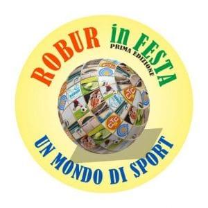 robur in festa logo
