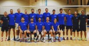volley saronno pallavolo stagione 16-17 squadra ufficiale